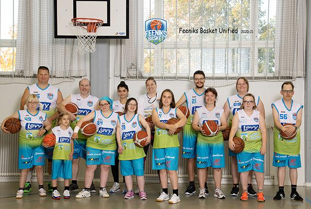 Unified-koripallojoukkue